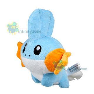 NEW Pokemon Pocket Monster 6 MUDKIP Soft Plush Figure Doll Toy