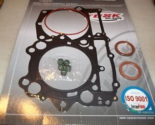tusk top end gasket kit yamaha raptor 660 2001 2005