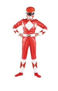 mighty morphin power rangers costume in Clothing, Shoes & Accessories