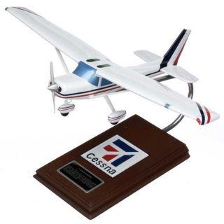 CESSNA 150 152 DESK TOP DISPLAY PRIVATE 1/24 MODEL PLANE AIRCRAFT