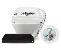 Dish Network Tailgater Portable Satellite TV Antenna ViP 211k Receiver