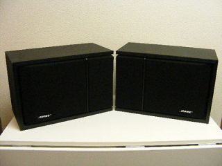 Bose 201 Series III 3 Tested & Work Direct Reflecting Speaker Wall