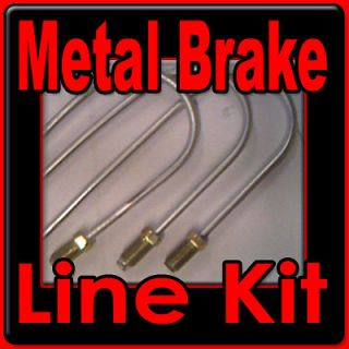 All metal brake line kit Nissan & Datsun 1970 1971 1972 1973 1974 1975