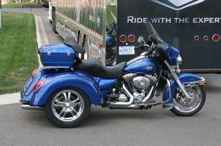 roadsmith trike kit touring models 1996 newer harley time left