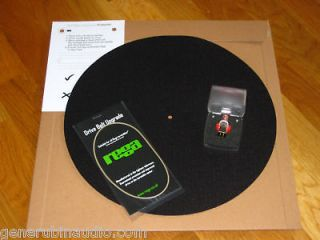 Newly listed Rega RP1 LP Turntable Performance Package Upgrade