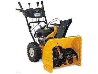 cub cadet 524 swe two stage snow thrower snow blower