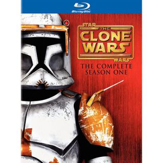 star wars clone wars season 1 in DVDs & Blu ray Discs