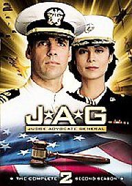 jag the complete second series season 2 dvd new time