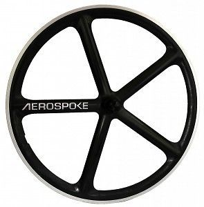 aerospoke 700c rear carbon road wheel time left $ 367 00 buy it now
