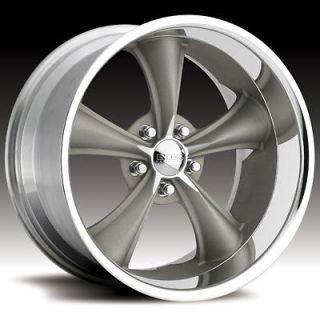Boss Motorsports style 338 wheels rims, 20x8.5 front+20x10 rear, 5x5