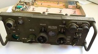 PRC 77 / RT 841 (AN/PRC 77 Vietnam) Radio Receiver Transmitter A/R For