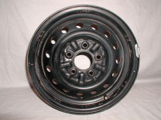 1991 to 1995 toyota truck steel rim oem factory wheel