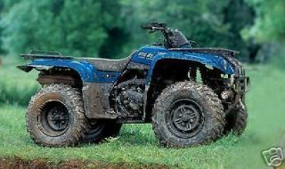 yamaha big bear 400 2000 2006 service repair manual from