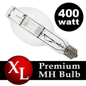 New Xen Lux 400 Watt Metal Halide Grow Light Bulb Lamp 400w MH HID