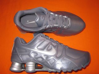 mens nike shox turbo xii shoes sneakers 488314 090 new