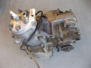 1990 yamaha yz 250 engine oem time left $ 476
