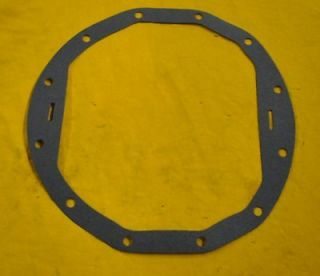 12 Bolt Rear End Differential Cover Gm Chevy Gasket Camaro Chevelle