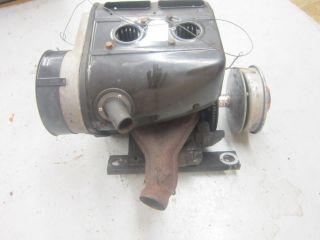 1981 81 SKI DOO SKI DOO EVEREST 500 ENGINE MOTOR WITH PRIMARY CLUTCH