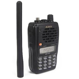 Alinco DJ V17   Water Resistant VHF 2m 145Mhz FM Handheld for