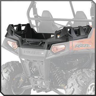 POLARIS RZR 800 S 4 RAZOR BED CARGO BOX RACK EXTENDER RAIL KIT 08 09