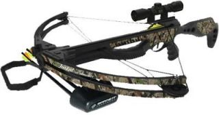 Newly listed Barnett Jackal Crossbow 4x32 Scope Package With Quiver