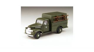 Classic Metal New HO 1941 46 Chevy Telephone Truck, Bell MWI30304