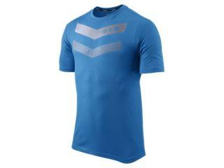 Stripe Mens Running Shirt 480922_453