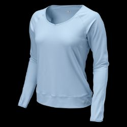 Nike Dri FIT Long Sleeve Womens Training Top