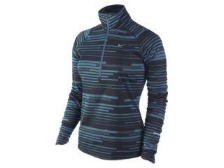 Zip Womens Running Shirt 465568_496