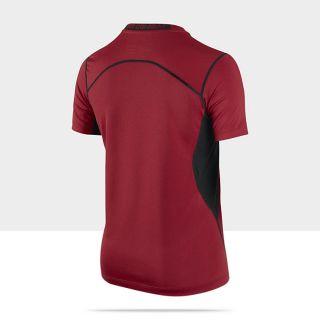 Nike Pro Core Fitted Swoosh Boys Shirt 479985_652_B