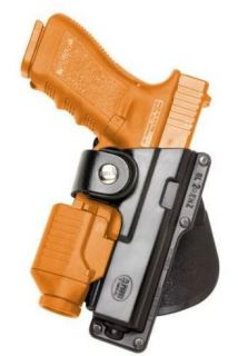 Tactical Paddle Holster Glock 19 23 25 Smith Wesson 99 M P