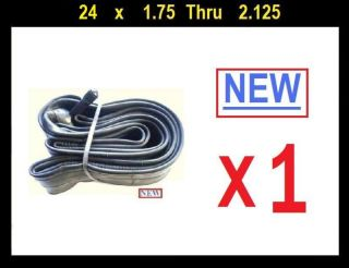 24 24 inch Bicycle Bike Cycle Inner Tube 24 x 2 125