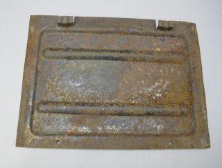 41 47 Dodge Pickup Truck Passenger Floor Battery Plate
