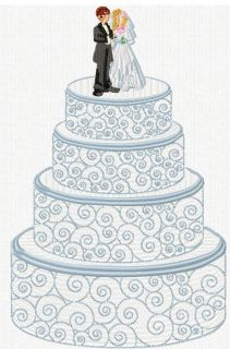 WEDDING THINGS 50 MACHINE EMBROIDERY DESIGNS