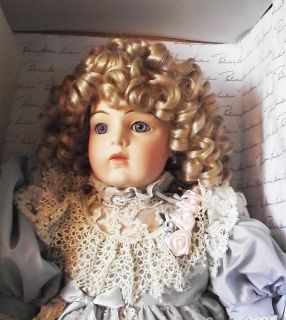 Patricia Loveless 27 Shandella Antique Reproduction Bru Jeune BEBE
