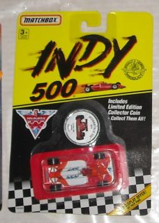 1990 Matchbox Indy 500 1977 A J Foyt Diecast Oss