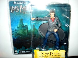 NECA REAL TOYS   Harry Potter Order of Phoenix Series 3 Action Figure