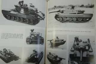 Abrams History of The American Main Battle Tank Armor Book by R P