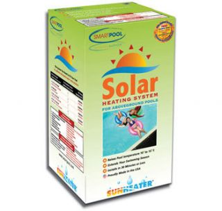 Smartpool Sunheater Solar Heater System for Above Ground Pools S421P 4