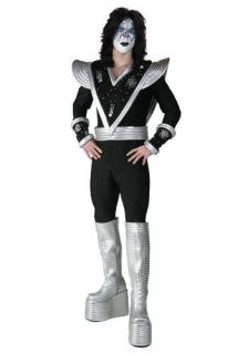 Kiss Ace Frehley Spaceman Destroyer Halloween Costume Adult