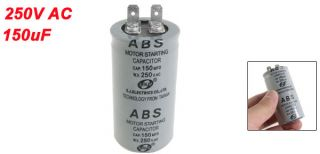 AC 250V 150MFD 150uF Capacitance Cylinder Motor Starting Capacitor