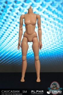 Headless Small Bust Female Action Figure Body by Triad Toys