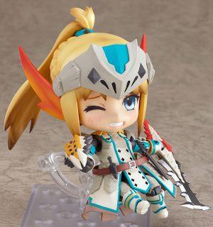 Monster Hunter Female Swordsman Bario x Edition Action Figure