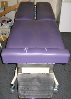 Hylo W G 645 Soft Tech Activator Table Chiropractic Supplies Purple