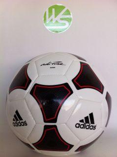 New Adidas adiPURE Glider Soccer Ball White Size 4 V42361