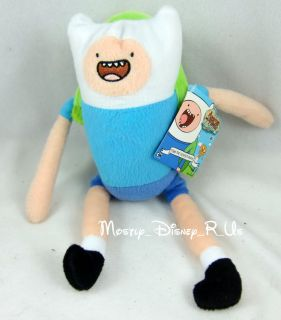 Adventure Time With Finn and Jake Finn The Adventurous Plush Toy Doll