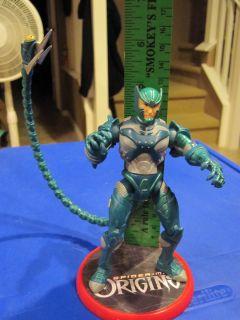 Marvel Legends Spider Man Scorpion 5 Action Figure Loose RARE
