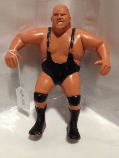 WWF WWE LJN Wrestling Superstar Action Figure King Kong Bundy