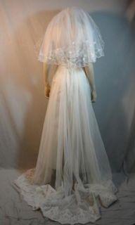The Bold and The Beautiful Amber Screen Worn Wedding Dress