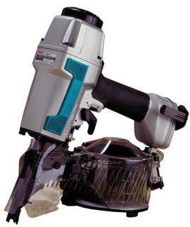 Makita AN611 EZ Siding Coil Nailer Air Nail Gun Tool Kit